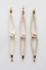 Square Knot Rope Bracelet