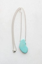 Magnesite Stone Necklace