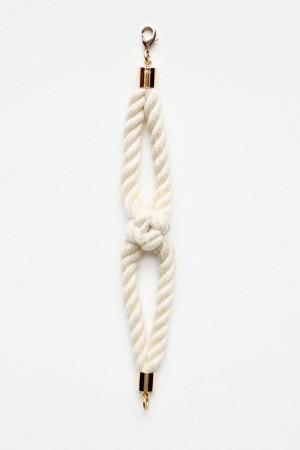Chunky Square Knot Bracelet