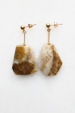 Ocean Jasper Drop Earrings