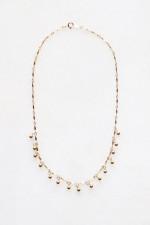 Sphere Drop Necklace