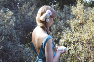 Hair Accessories by The Vamoose Photography by Eefje de Coninck