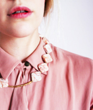 Necklace by The Vamoose | Photography by Ismay Ozga